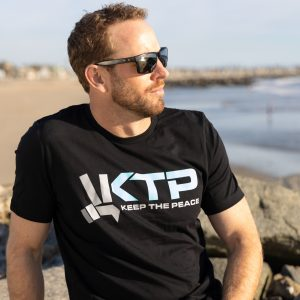 Keep the Peace Original T Shirt Men
