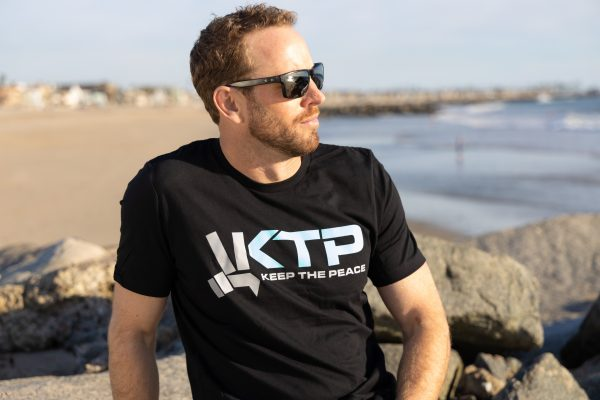 Keep the Peace Original T Shirt Men