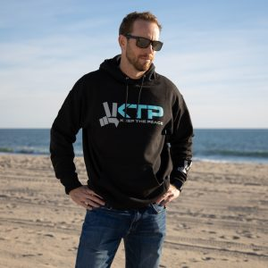 Keep the Peace Original Hoodie Mens 2
